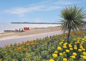 Felixstowe Beach