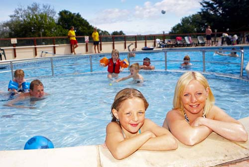 Waterside Holiday Park