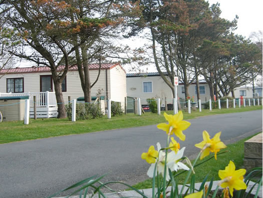 Garreg Goch Caravan Park
