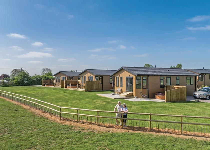 New Oaks Farm Lodges