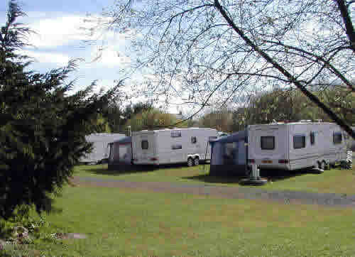 Black Lion Caravan and Camping Park